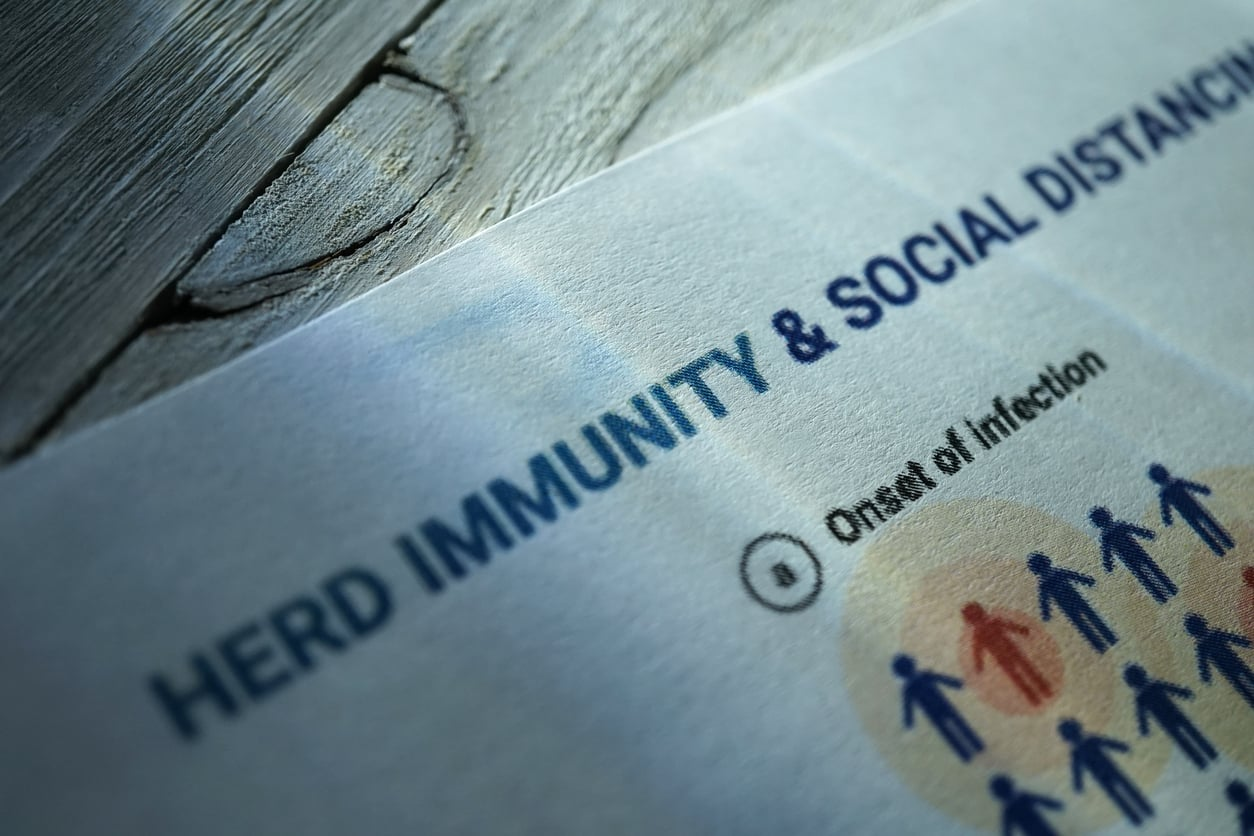 The Difference Between Active & Passive Immunity